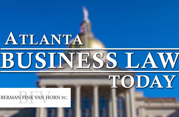 Atlanta Business Law Today