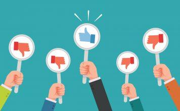 negative social media comments